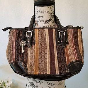 FOSSIL 🗝 Leather Handbag